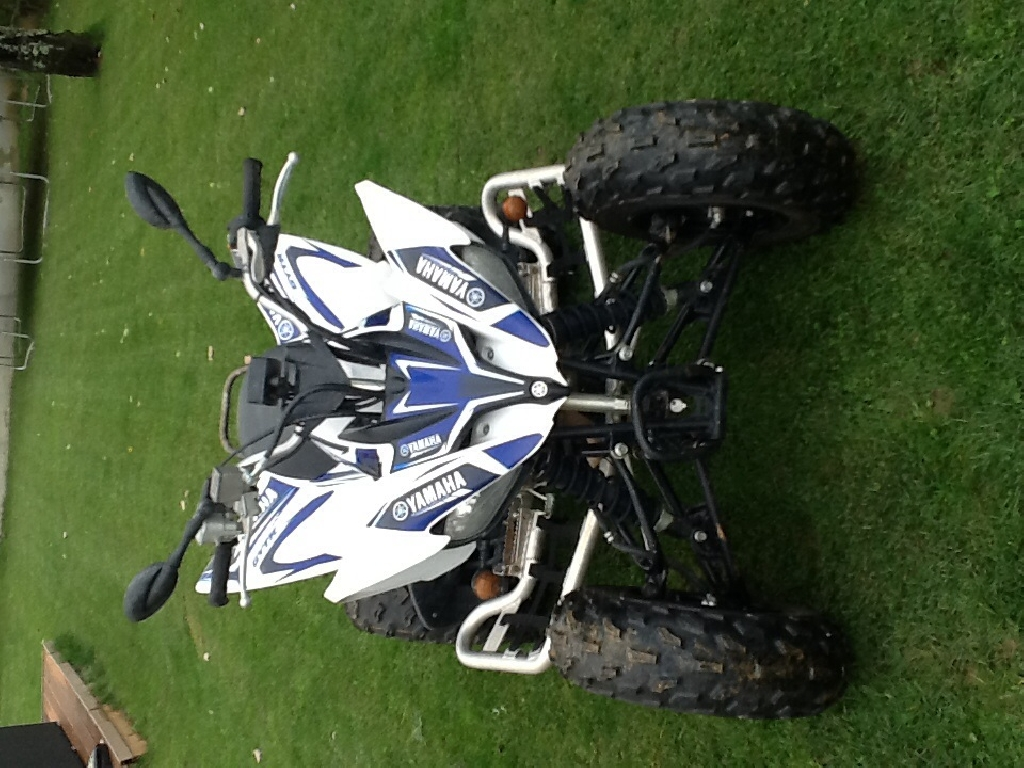 yamaha yfm 250 r raptor 2011 d occasion 69330 jonage rh ne 2 500 km 3 500. Black Bedroom Furniture Sets. Home Design Ideas