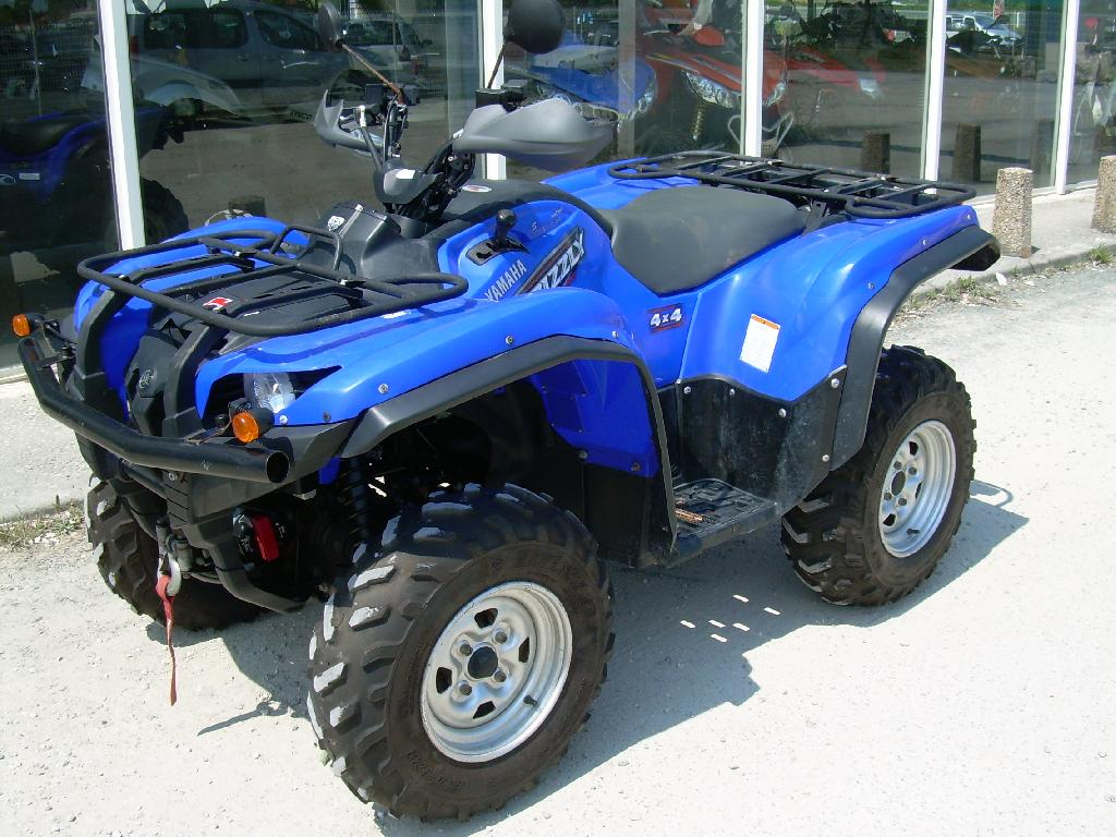 quad yamaha 700 grizzly occasion