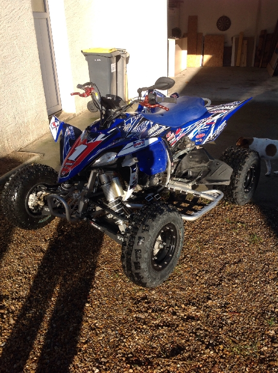 YAMAHA YFZ 450 R 2011 photo 1