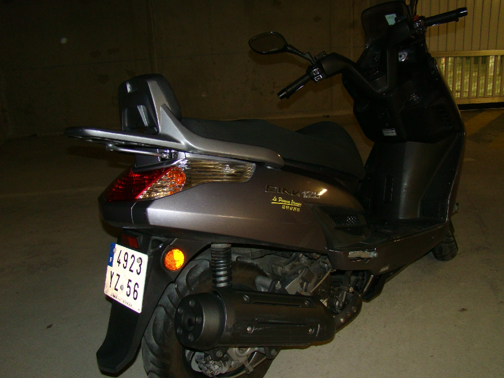 KYMCO Dink 125  2008 photo 1
