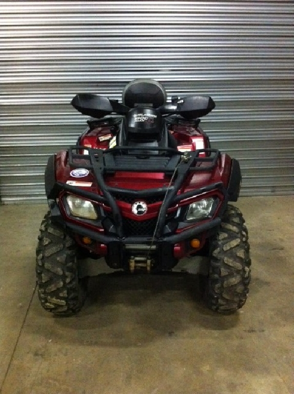 CAN-AM BOMBARDIER Outlander 800 limited 2008