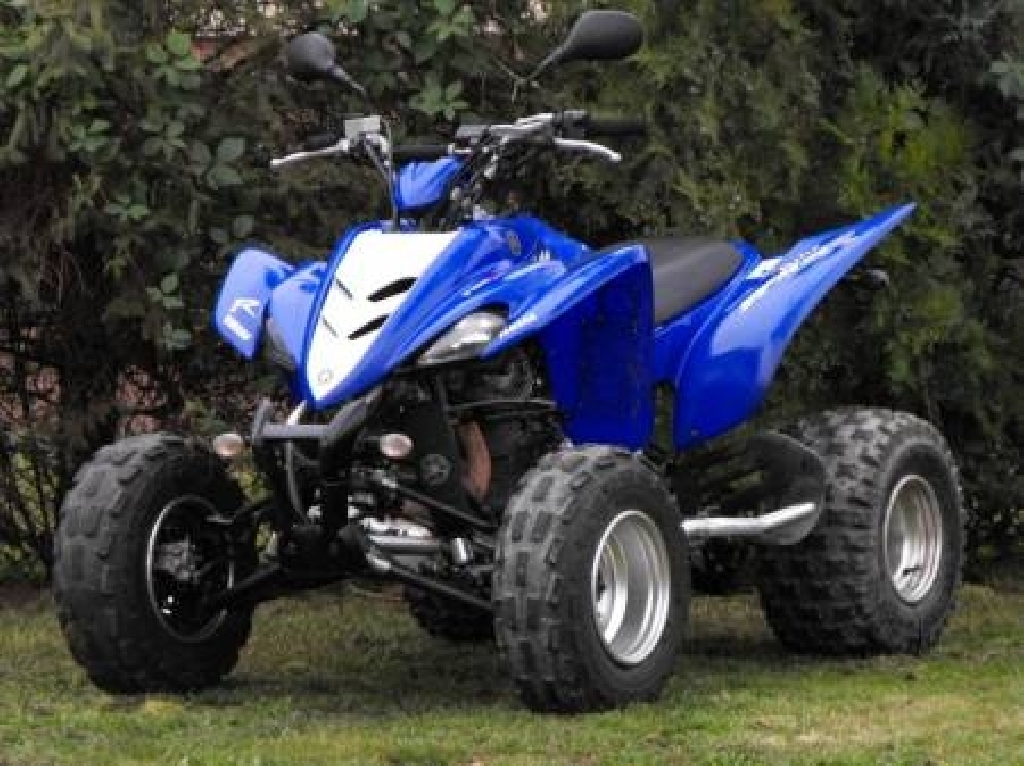 yamaha yfm 350 r raptor 2007 d occasion 56000 vannes. Black Bedroom Furniture Sets. Home Design Ideas