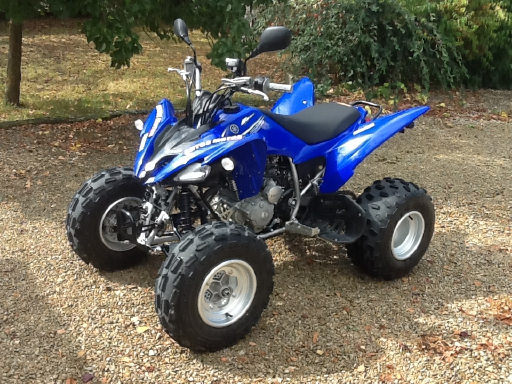 yamaha yfm 250 r raptor 2011 d occasion 51290 arrigny marne 685 km 3 300. Black Bedroom Furniture Sets. Home Design Ideas