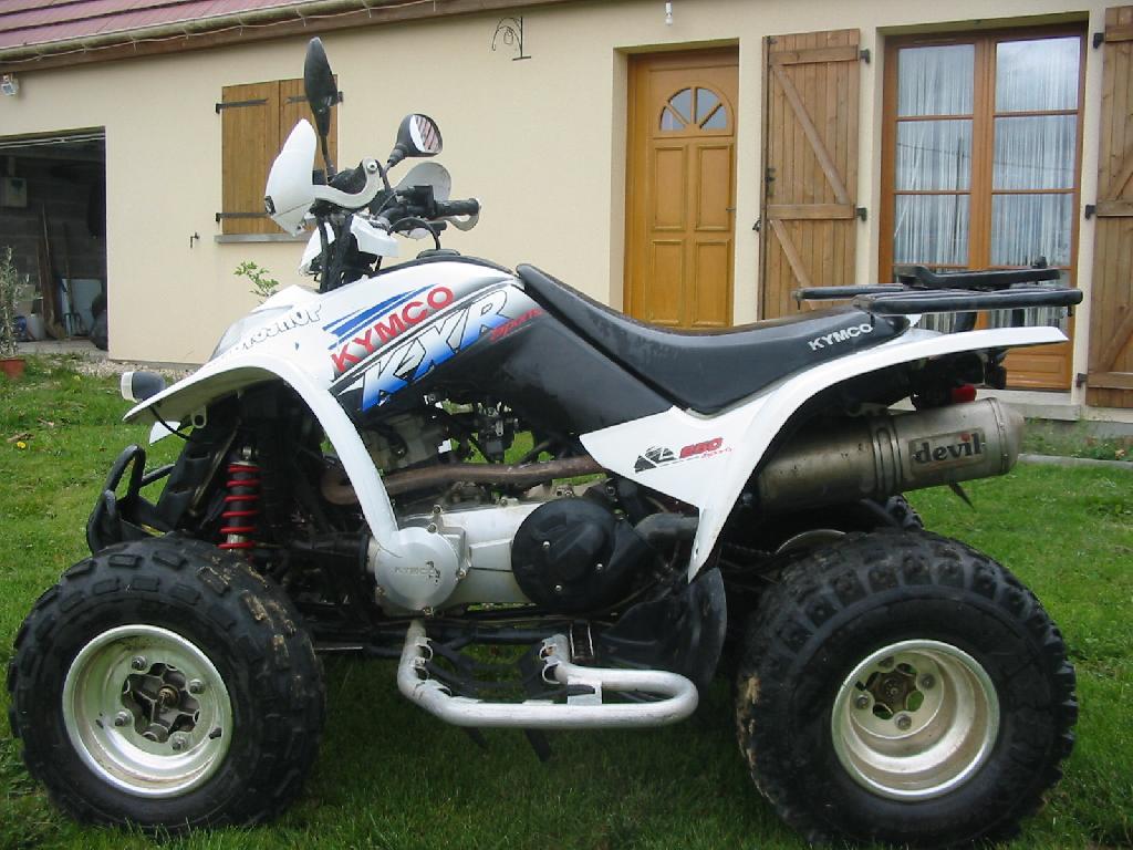 Quad Kymco Kxr 250 Reifen Mongoose Wiring Diagram Usd 8587 Chain Kit Maxxer Mxu 300 Atv