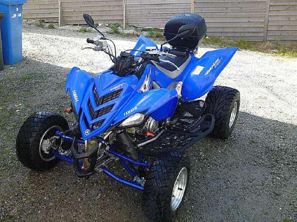 yamaha yfm 700 r raptor 2007 d occasion 39100 dole jura 2 400 km 2 000. Black Bedroom Furniture Sets. Home Design Ideas