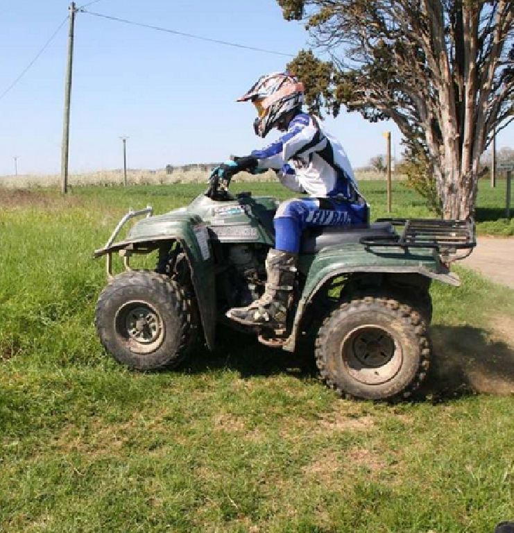YAMAHA YFM 250 Bear Tracker  2003 photo 3
