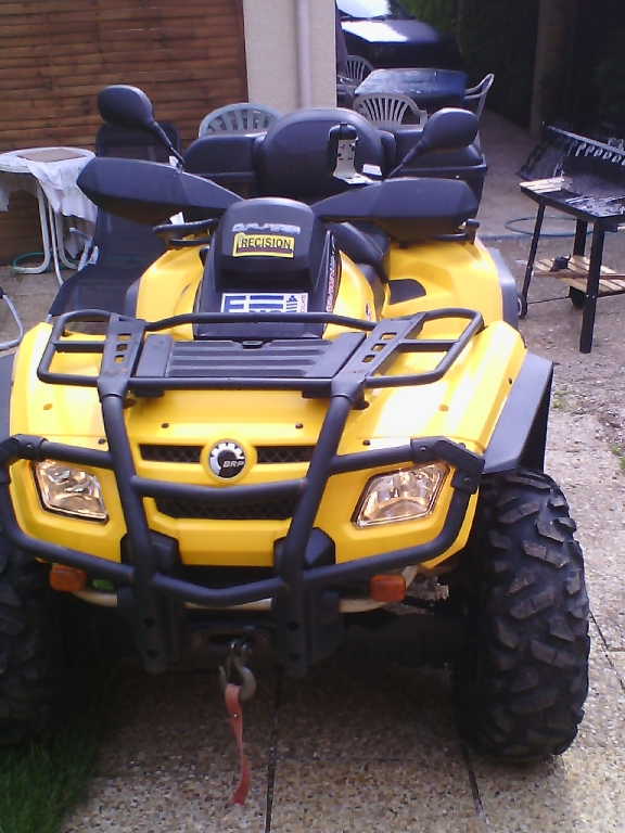 CAN-AM BOMBARDIER Outlander 800  2006