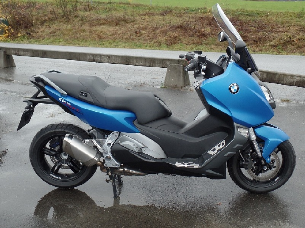 bmw c 600 sport 2012 d occasion 34000 montpellier h rault 28 600 km 4 200. Black Bedroom Furniture Sets. Home Design Ideas