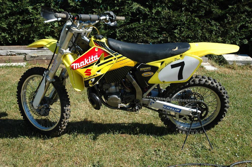 motocross 250 occasion