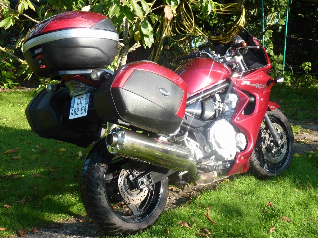 SUZUKI GSF Bandit 1250 S ABS 2008 photo 1