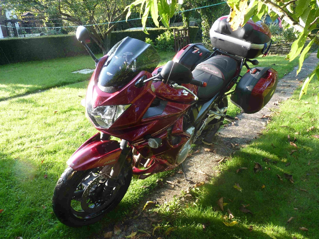SUZUKI GSF Bandit 1250 S ABS 2008 photo 2