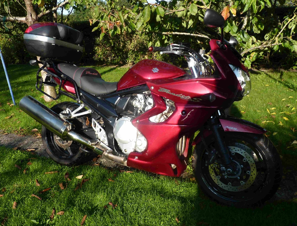 SUZUKI GSF Bandit 1250 S ABS 2008 photo 3