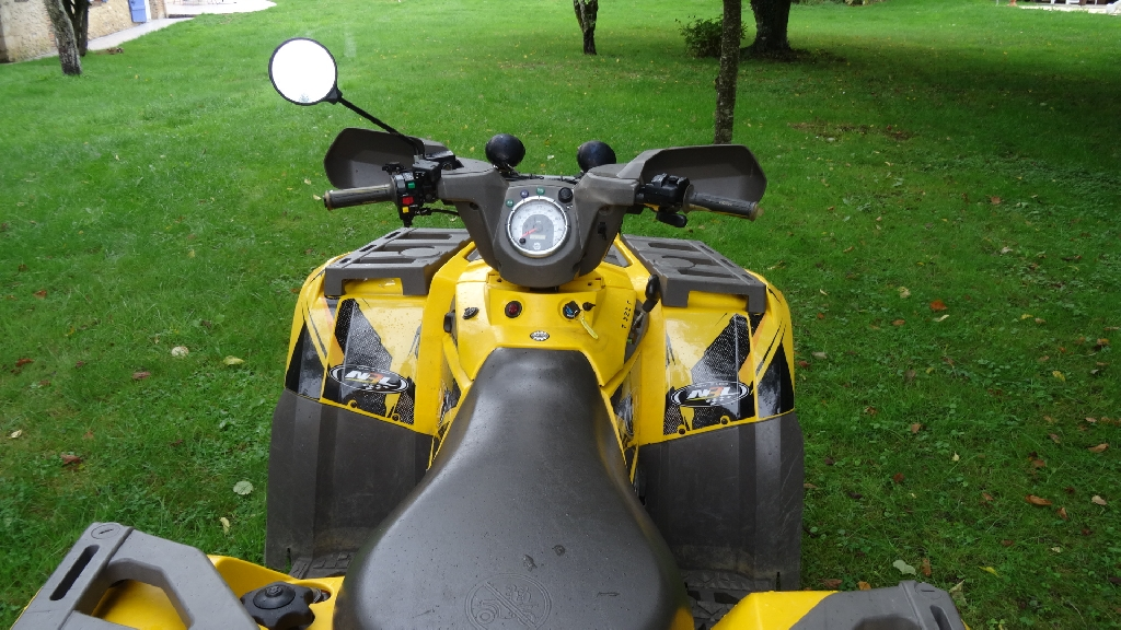 CAN-AM BOMBARDIER Outlander 400 XT  2004 photo 3