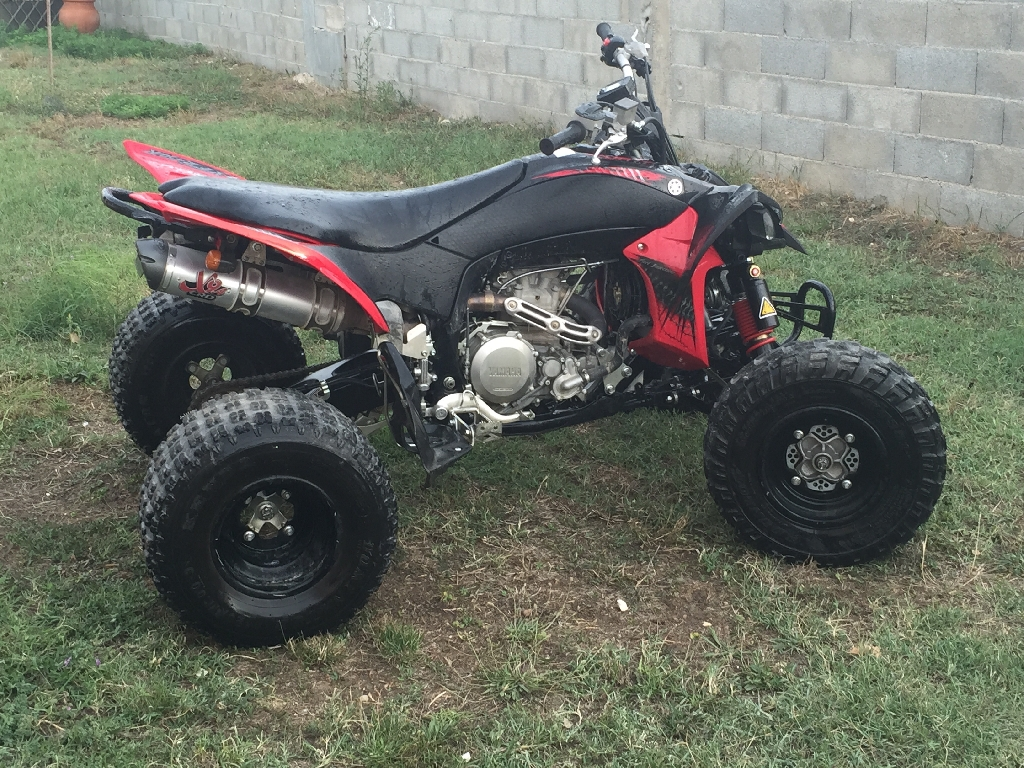 YAMAHA YFZ 450  2011 photo 3