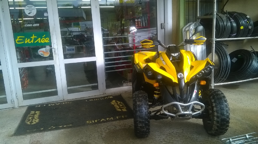 CAN-AM BOMBARDIER Renegade 500  2013