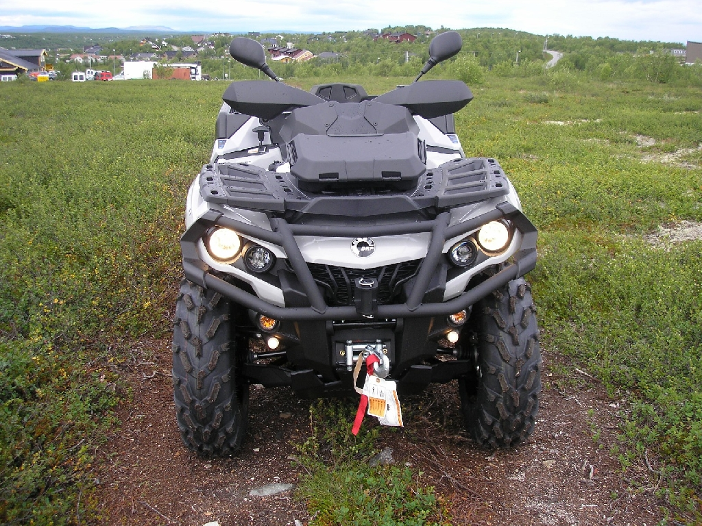 CAN-AM BOMBARDIER Outlander 1000 6x6 XT T3 2007 photo 2