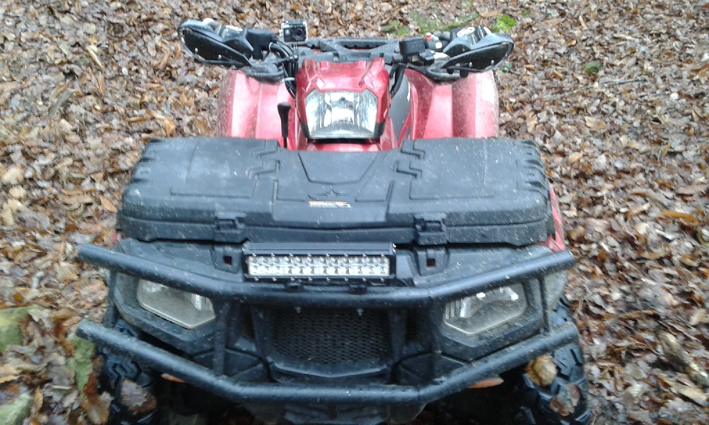 POLARIS Sportsman 850 XPS 2012