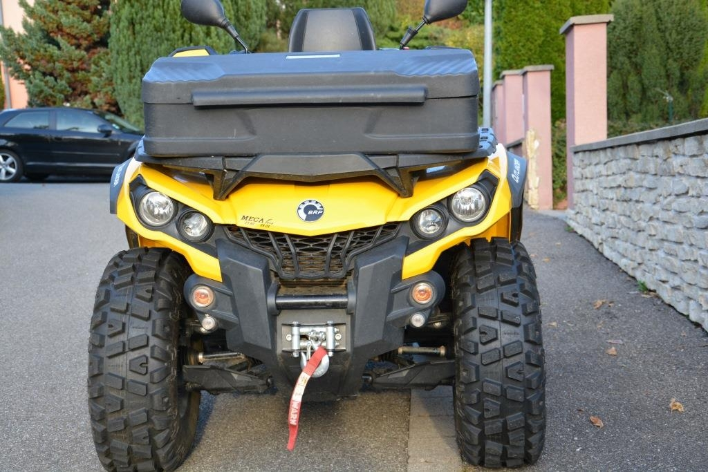 CAN-AM BOMBARDIER Outlander 500 Max DPS 2014
