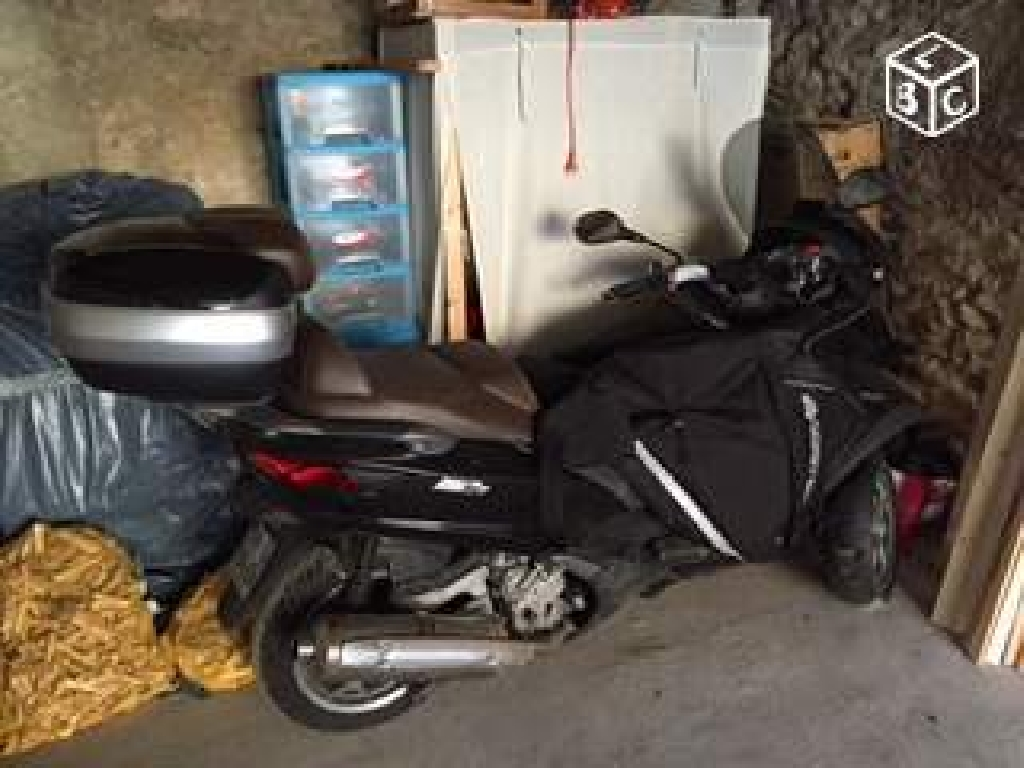 PIAGGIO MP3 500 business abs asr 2014