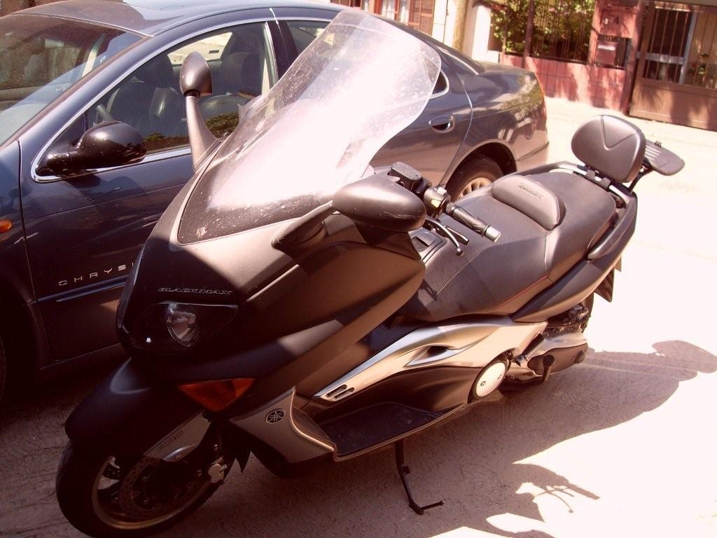 YAMAHA T-Max 500  2009 photo 1