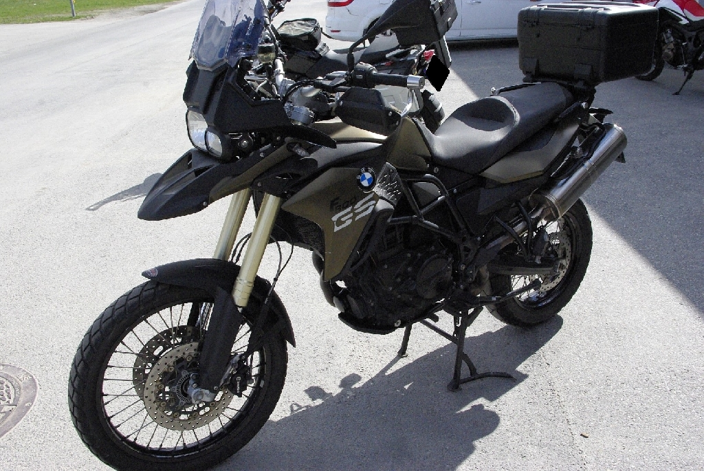 BMW F 800 GS  2013 photo 1
