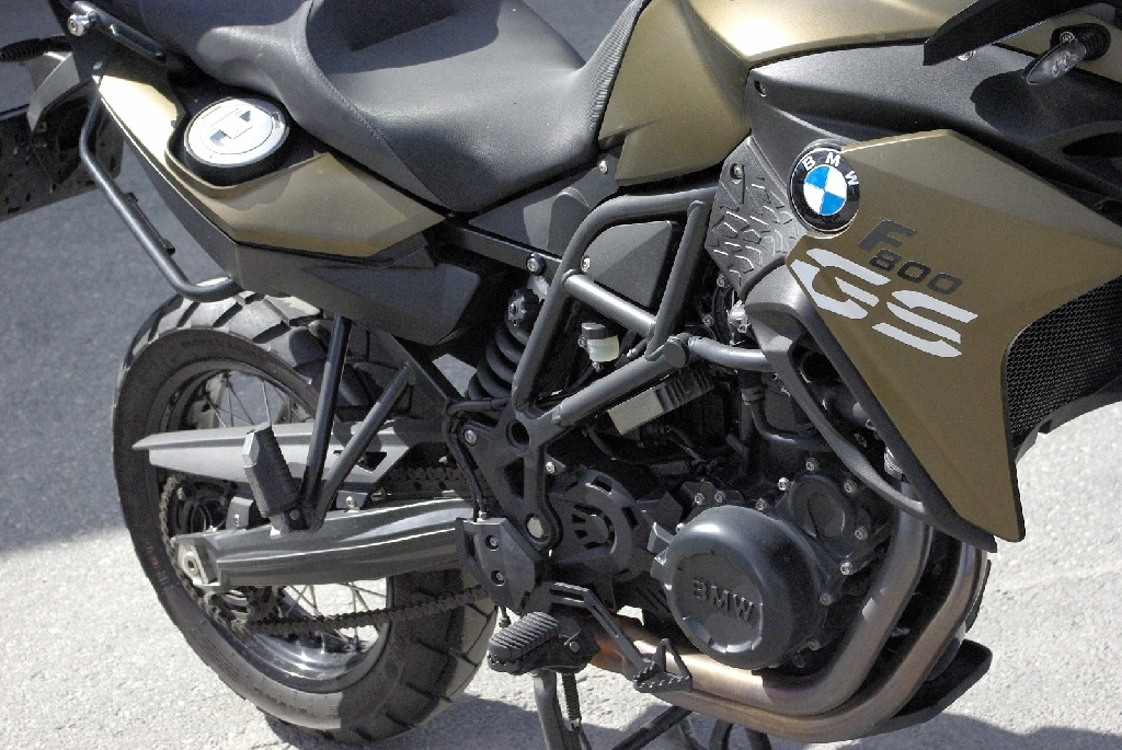 BMW F 800 GS  2013 photo 2