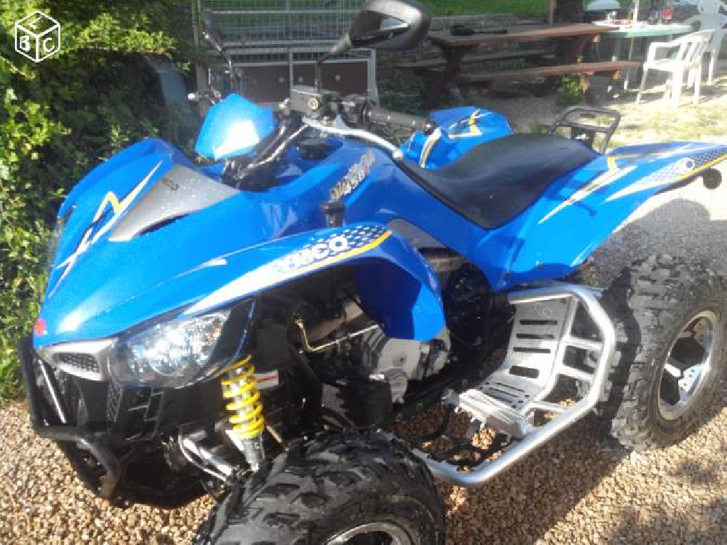 KYMCO Maxxer 450 4X4 IRS  2013 photo 1