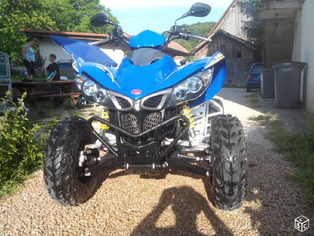 KYMCO Maxxer 450 4X4 IRS  2013 photo 2
