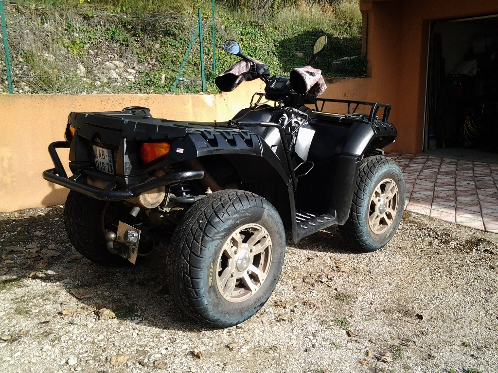 POLARIS Sportsman 850  2009 photo 2