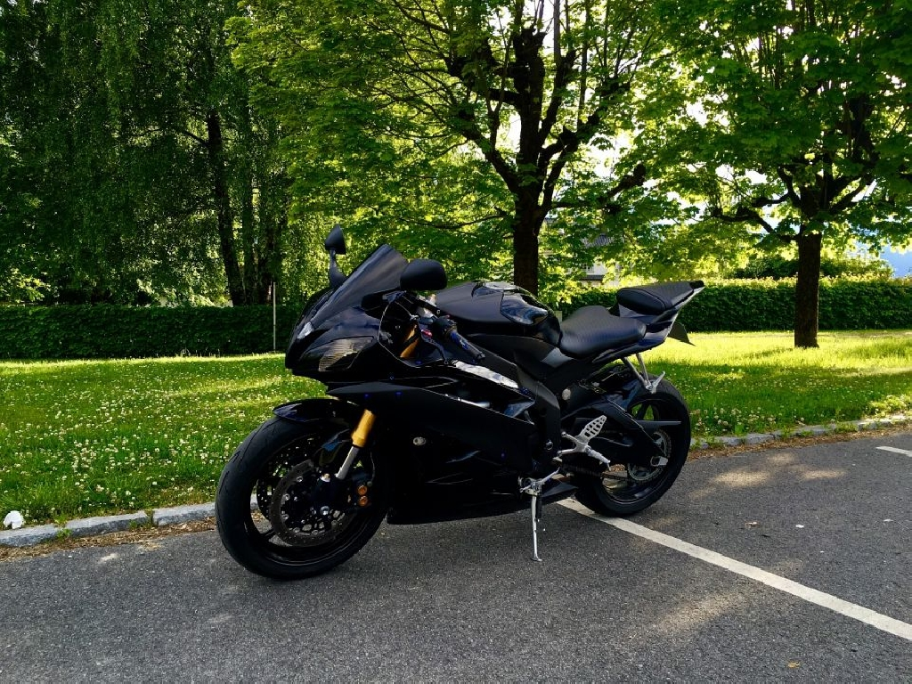 YAMAHA YZF-R6 600  2007 photo 2