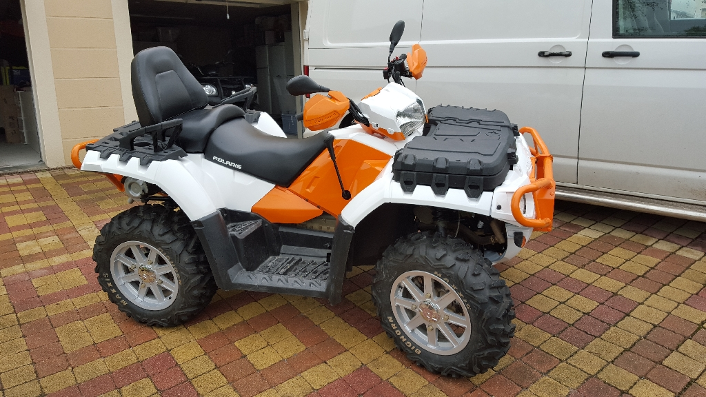 POLARIS Sportsman 850  2011