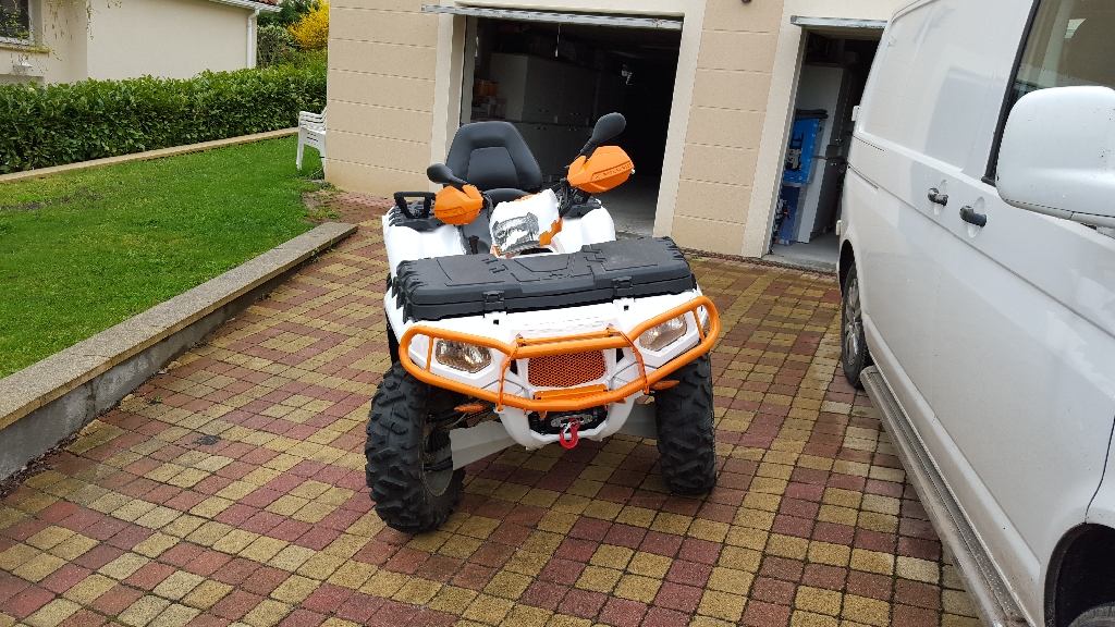POLARIS Sportsman 850  2011 photo 2