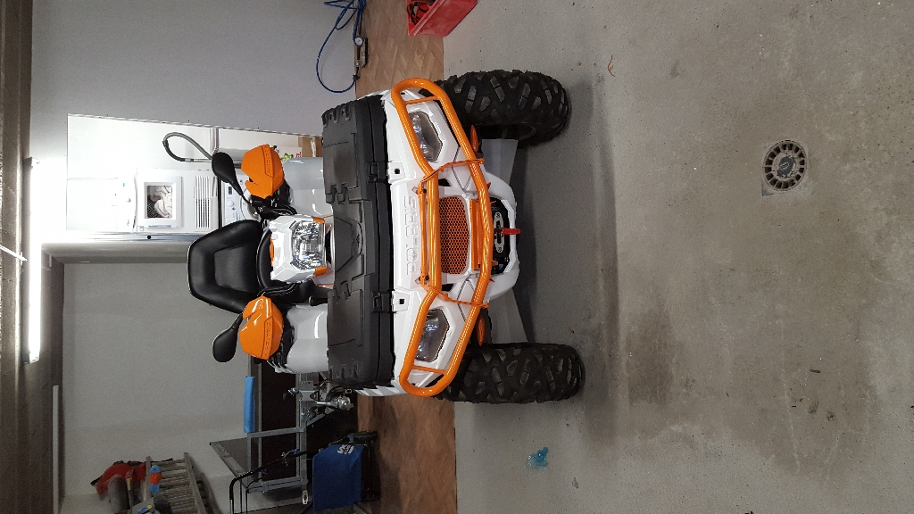 POLARIS Sportsman 850  2011 photo 3