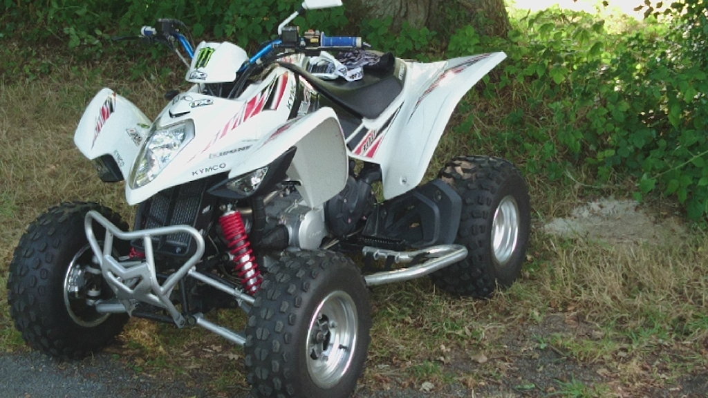 KYMCO Maxxer 300 us 2014 photo 1