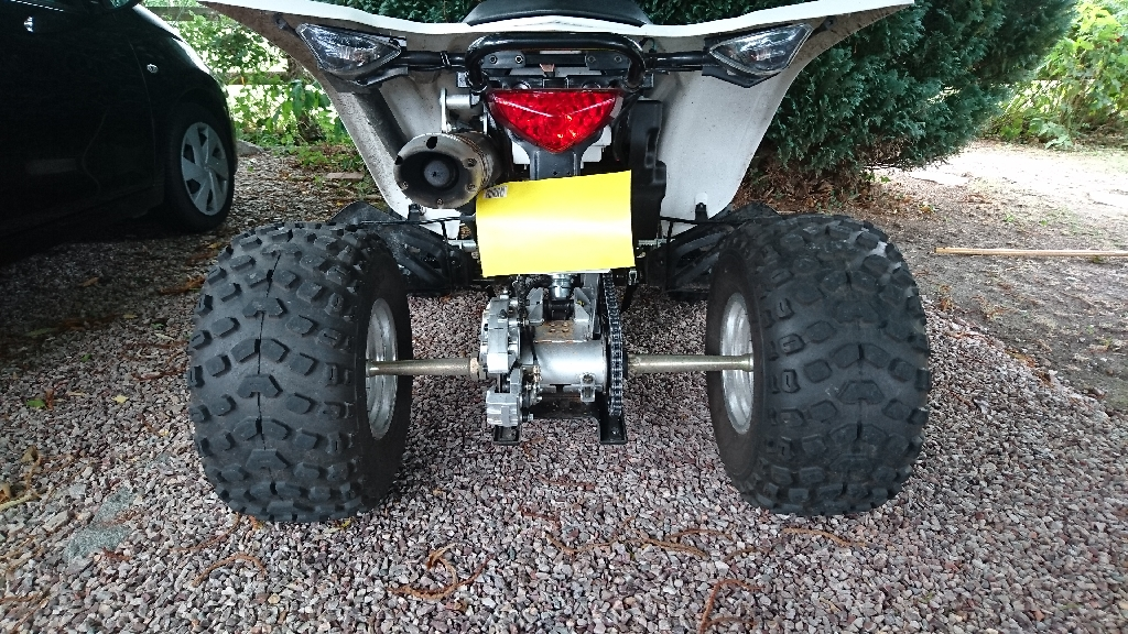 KYMCO Maxxer 300 us 2014 photo 2