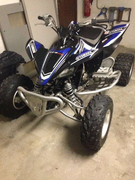 YAMAHA YFZ 450 YFZ 2013 photo 1