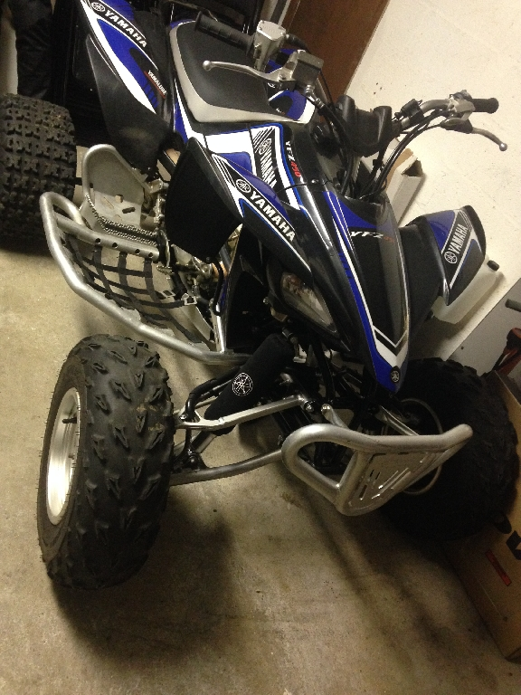 YAMAHA YFZ 450 YFZ 2013 photo 3