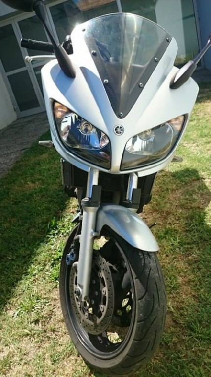 YAMAHA FZS 600  2003 photo 2