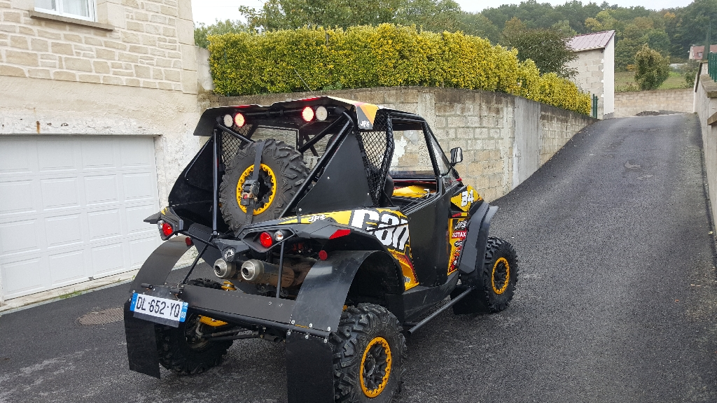 CAN-AM Maverick 1000 xxc 2014