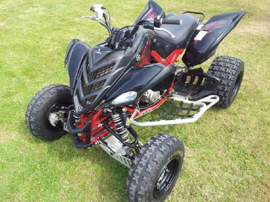 YAMAHA YFM 700 R Raptor R Special Edition Homologuée 2008 photo 1