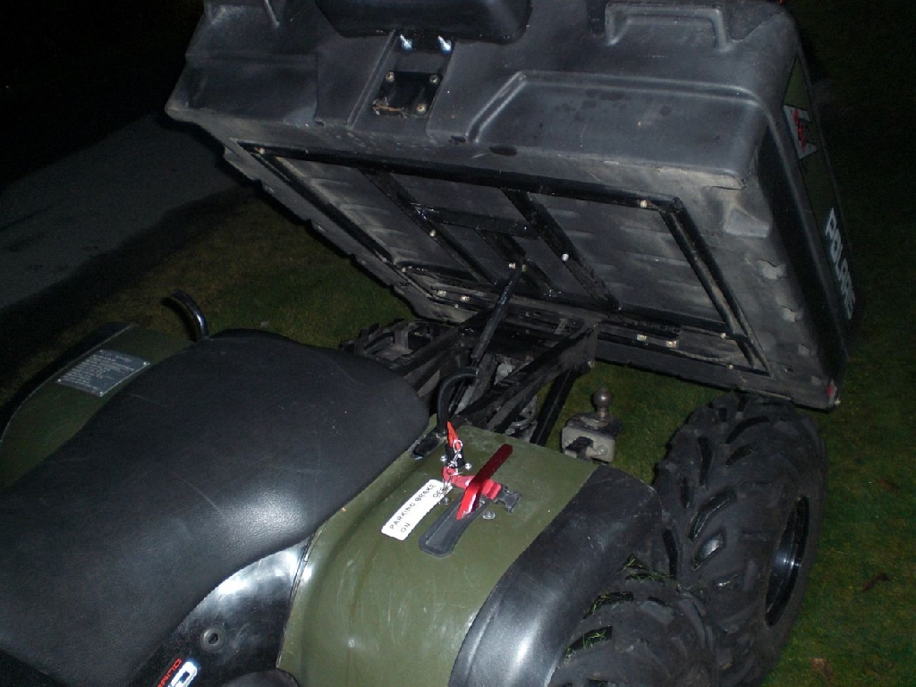 POLARIS Sportsman 500  2009 photo 2