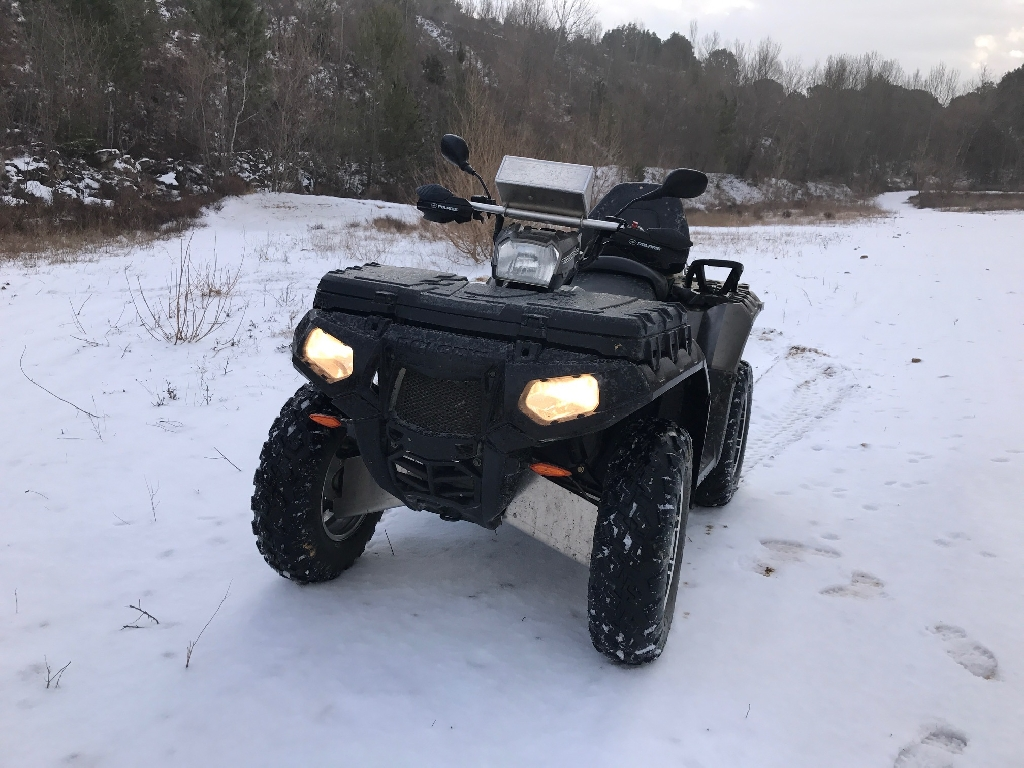 POLARIS Sportsman 850 touring 2014