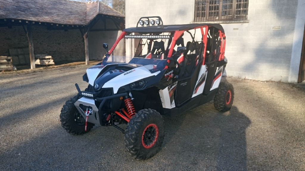 CAN-AM Maverick 1000 R MAX 2015
