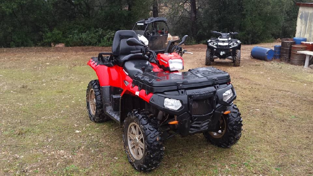 POLARIS Sportsman 550 XPS 2011
