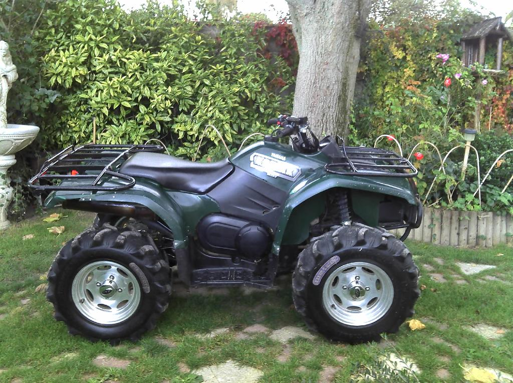 YAMAHA Kodiak 450  2004 photo 2