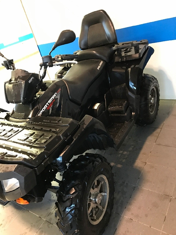 POLARIS Sportsman 500 Touring Quad MC  2008 photo 3