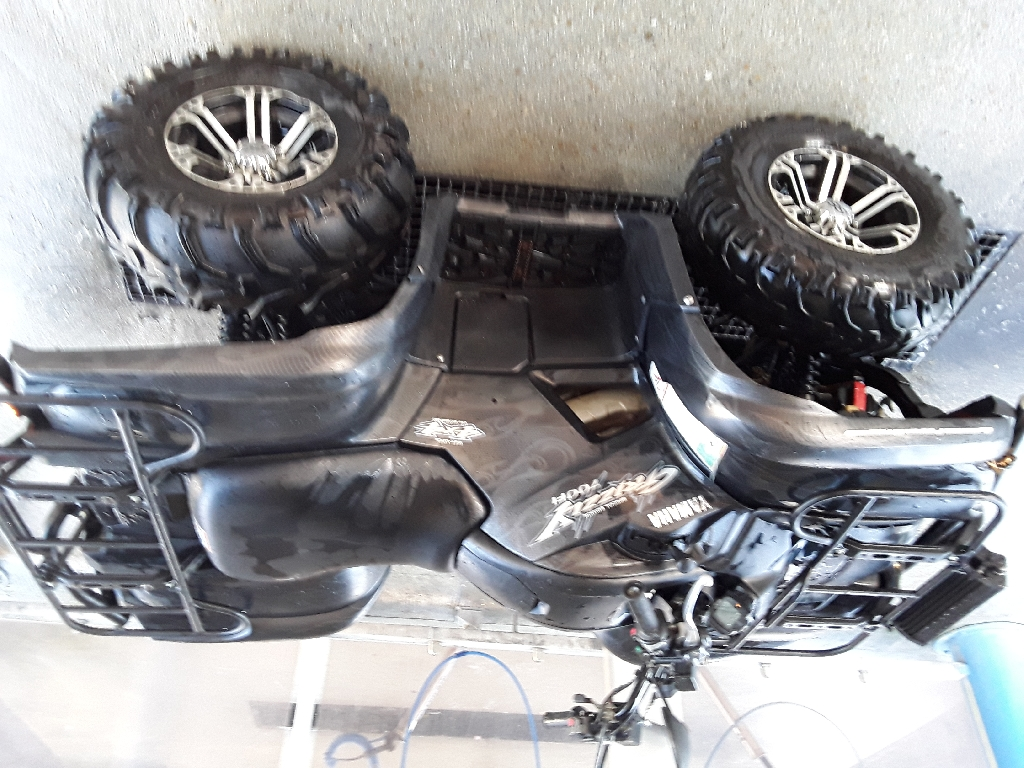 YAMAHA Grizzly 700 EPS 2007 photo 2