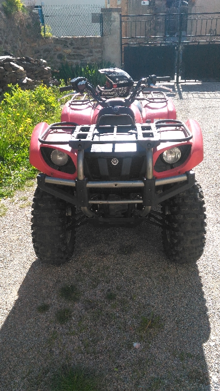 YAMAHA Grizzly 660  2005 photo 2