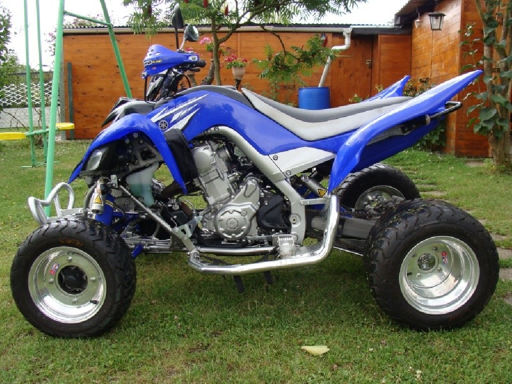 YAMAHA YFM 700 R Raptor  2008 photo 1