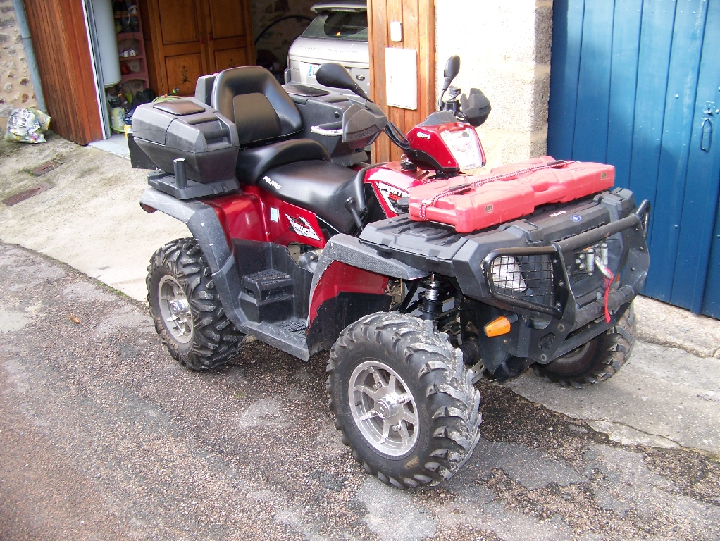 POLARIS Sportsman 800 TOURING 2008